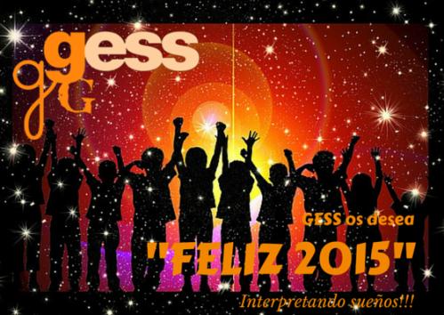 Gess - Feliz Año Nuevo 2015