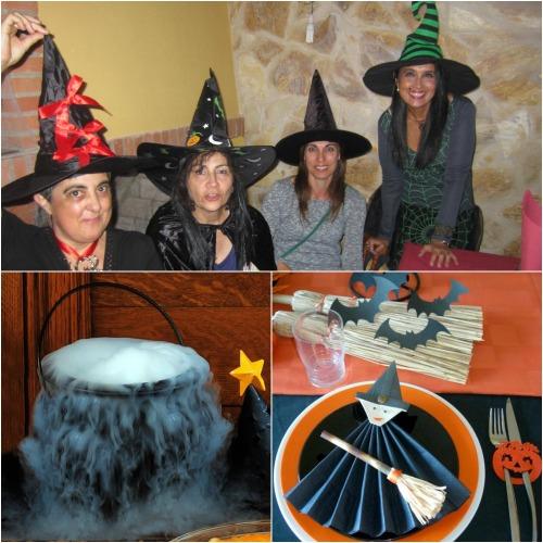 Halloween - Brujas y Vampiros 1