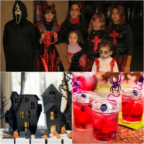 Halloween - Brujas y Vampiros 2
