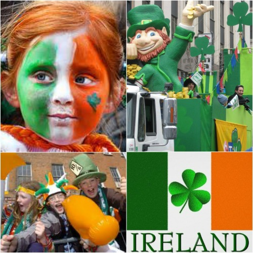 Ireland - Collage 1