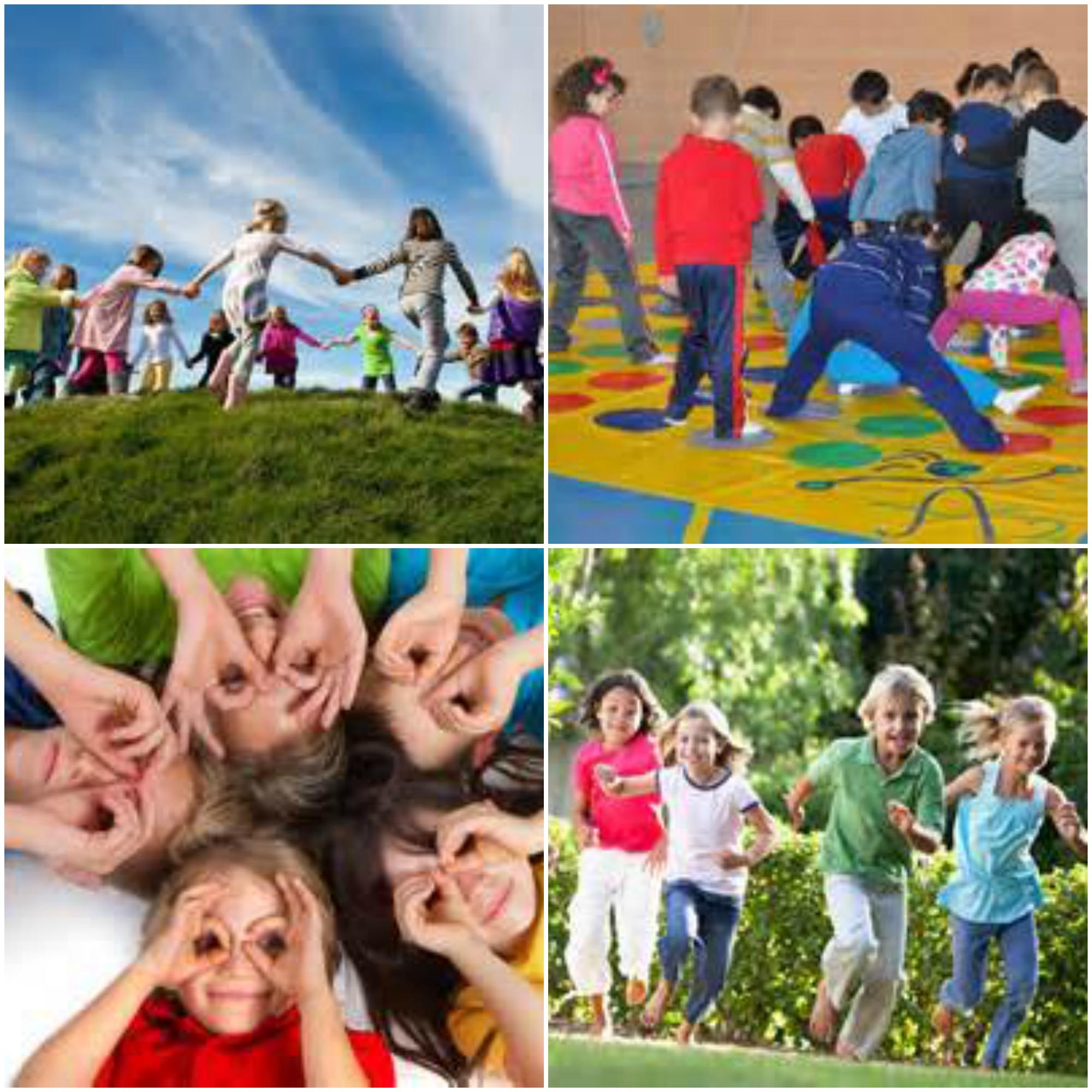 Juegos Tradicionales En El Club Infantil Grupo Gess