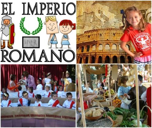 Roma - Collage 1