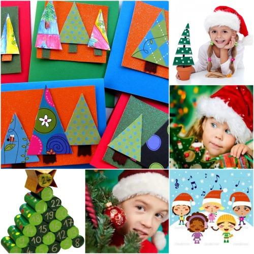 Taller Navidad Siervas - Collage 1