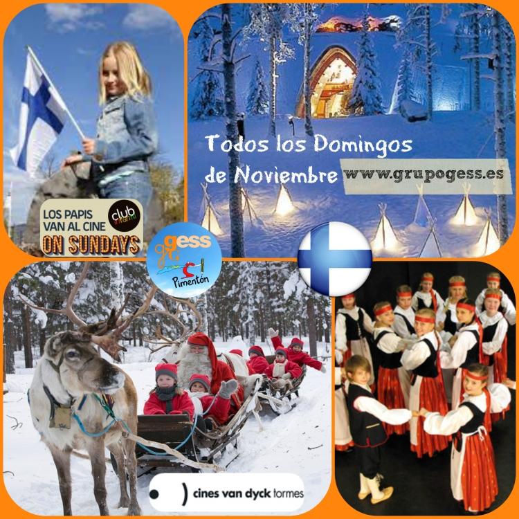 Domingos de Cine - Noviembre 2015 - Finlandia 1