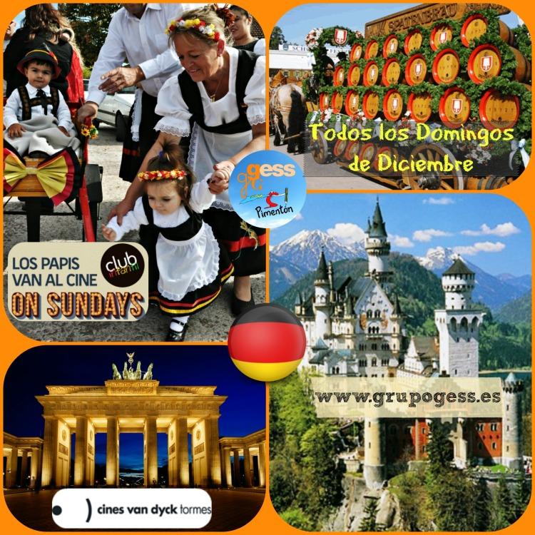 Alemania - Trotamundos - Collage 2