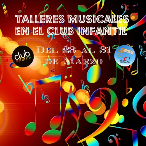 Talleres Musicales - Collage 1