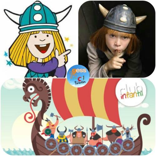 Vikingos - Collage 1 - Portada