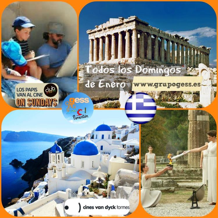 Grecia Collage 2 - Portada