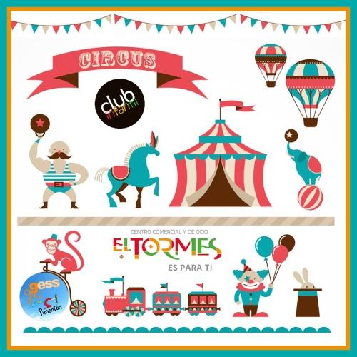 Circo - Collage 1 - Portada