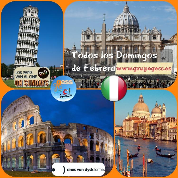 Italy - Collage 2 - Portada
