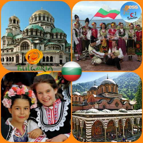 Bulgaria - Collage 1 - Portada