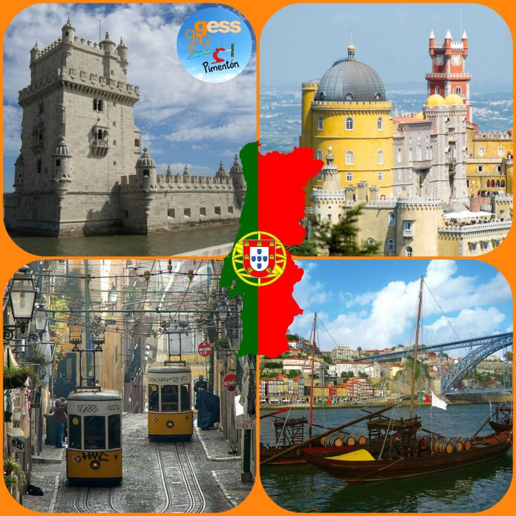 Portugal - Collage 1