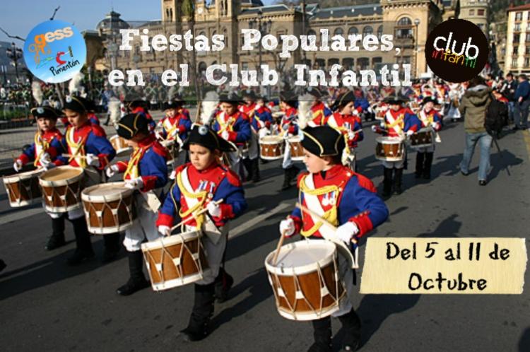 Fiestas Populares - Collage Portada