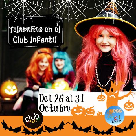 Halloween - Club Infantil - Portada 1