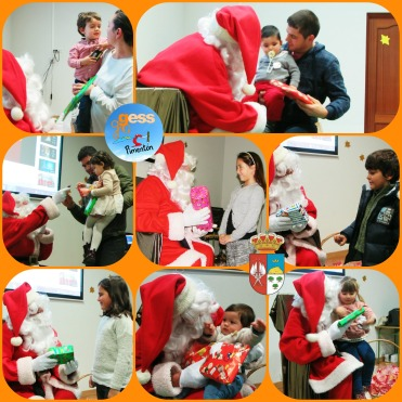Papa Noel - Collage 3