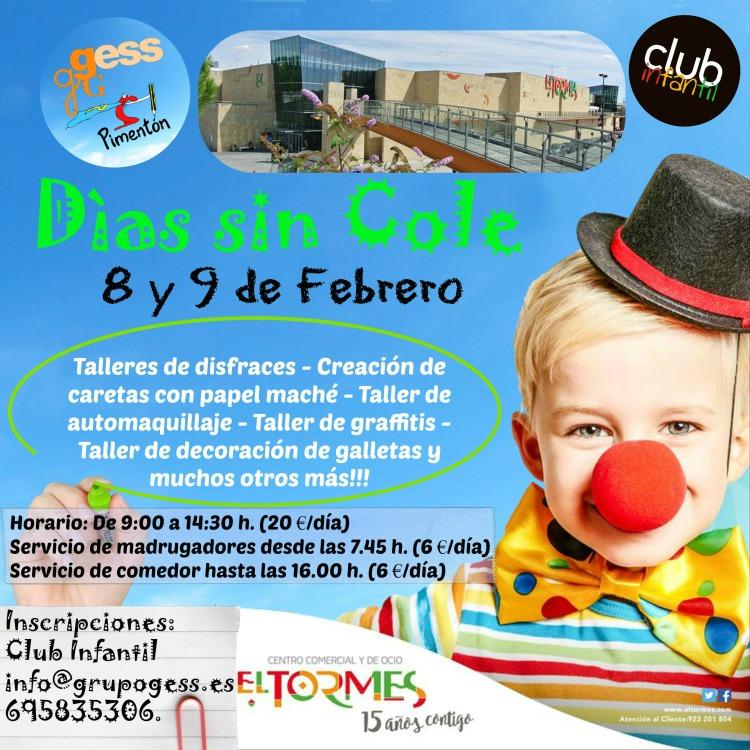 Carnaval - CCElTormes 2016 - Dias sin Cole CCELTormes