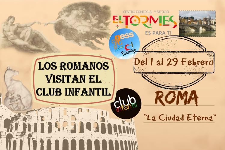 Romanos - Collage 1 - Portada