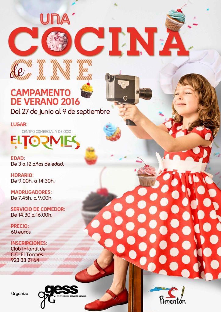 Minichefs en Verano 2016 - Cartel